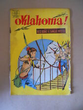 ALBI D'ORO Serie Prateria n°11 1953 OKLAHOMA! Episodio 14 [P54] Discreto