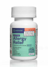 Welmate Allergy Relief | Fexofenadine Hydrochloride 60 mg | 100 Count Tablets