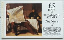 GB Prestige booklet £5 The Story of THE TIMES