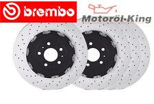 Bremsscheiben AUDI RS4 B7 / RS 4 Quattro Vorne 365MM + Hinten 324MM