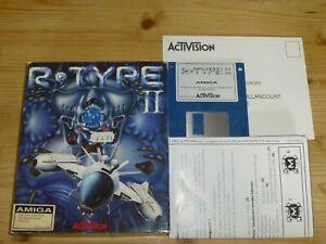 R-Type II (inc. Poster) - Commodore Amiga (Tested)