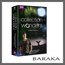 A Collection of Wonders of the Solar System, the Universe, Life DVD Brian Cox R4