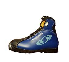 salomon igloo sns profil blu black orange scarpe da fondo scarponi Langlaufschuh