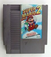 NES Super Mario Bros. 2 (Nintendo Entertainment System,1988) Authentic Cart Only