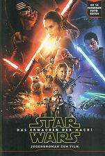 Star Wars: Das Erwachen der Macht (Episode VII), Jugendroman, ab 10 Jahren Neu