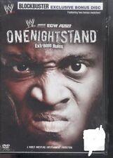 WWE: ONE NIGHT STAND 2007