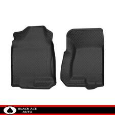 Husky Classic Front Floor Mats Black for Chevy/GMC/Caddy Truck/SUV 1999-07 CC/EC