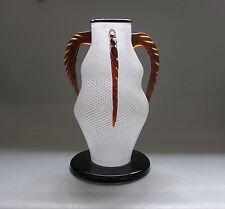 """SERGIO ASTI per VISTOSI (Ltd. Ed. 33) """"Sixties"""" Collection Glass Vessel - MINT"""