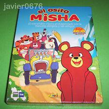 EL OSITO MISHA SERIE COMPLETA EN DVD PACK NUEVO Y PRECINTADO