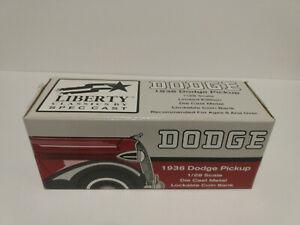 Liberty Classics1936 Dodge Pickup Die Cast Bank JC Penney
