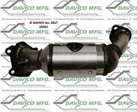 Catalytic Converter Front Davico 19518