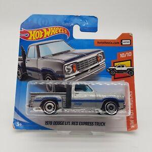 HOT WHEELS 1978 Dodge LI´L Red Express Truck  55/250  # NEU