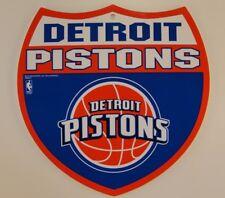 Detroit Pistons NBA Interstate Sign