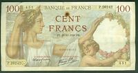 FRANCE 100 FRANCS SULLY du 20.11.1941 ETAT : TB  P 26242