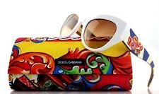 NEW Authentic D&G Dolce & Gabbana SICILIAN CARRETTO Sunglasses DG 4278 3039/13