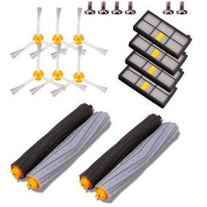 For iRobot Roomba Filters 800 & 900 Series Part Kit 880 890 886 980 Vacuum Brush