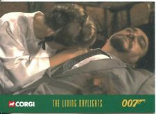 James Bond Corgi Cars Exclusive Trading Card #44 The Living Daylights