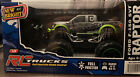 New Bright r/c Ford F150 Raptor - Silver. Full Function 1:24 Scale
