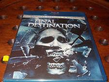 Final destination 3D 2D Box 2  Blu-Ray ..... Nuovo