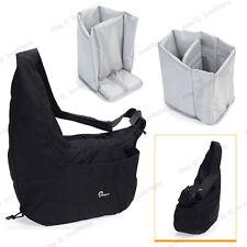 New Passport Sling III Waterproof DSLR Camera Shoulder Bag Messenger Bag Insert