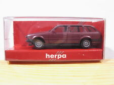 Herpa 3063  BMW 325i Touring bordeaux rot  H0 1:87 in OVP -  H115