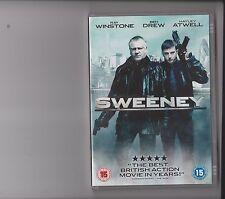 THE SWEENEY DVD RETRO REBOOT RAY WINSTONE