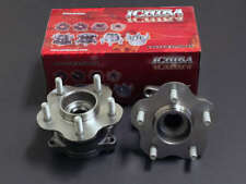 Ichiba Rear 4 to 5 Lug 5x114 Wheel Conversion Adapter Kit for 240SX S13 89-94