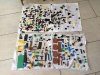 Lego 500g GENUINE Mixed Bricks Pieces Bundle Job Lot Joblot