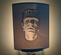 Frankenstein (Glenn Strange) Lithophane Night Light