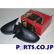 GTS Mirror LED Carbon Look Manual RHD 85-91 VW Golf Mk2/Jetta