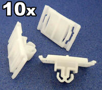 10x Audi Exterior Door Protection / Bumpstrip / Rubstrip Trim Clips 4A0853825