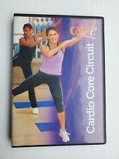 Cathe Friedrich's Shock Cardio Series Exercise Dvd: Cardio Core Circuit