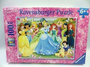 Puzzle 100 p XXL Princesses magiques Disney Princesses neuf