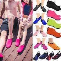 Tauchen Aqua Socken Neoprensocken Wasserschuhe Badeschuhe Schwimmschuhe Beach