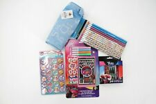 Stationary Set Back to School Supplies for Kids Trolls