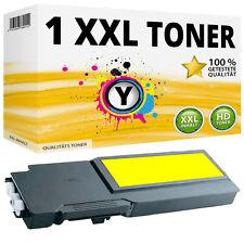 1x XL TONER für DELL C3700 C3760DN C3760N C3765DNF 593-11120 F8N91 Gelb