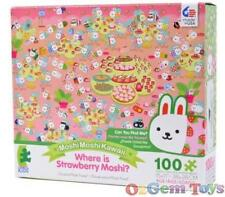 Where is Strawberry Moshi? Ceaco Jigsaw Puzzle 100 Pieces