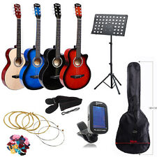 size 3 4 acoustic guitars for sale ebay. Black Bedroom Furniture Sets. Home Design Ideas