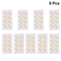 36 Pairs Adhesive Soft Comfort Foam Nose Pads Anti-Slip Eyeglass  Nose Pads