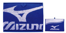 Mizuno Japan Golf Golfer Towel 60 x 40cm Blue 98Pe15705