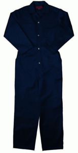 Mens Work Overalls Boilersuit Navy - Warehouse Garages Students workerwear suit