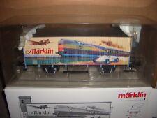 MÄRKLIN Spur 1 Kühlwagen Nr. 58075 - Limitierte Auflage - NEU & OVP