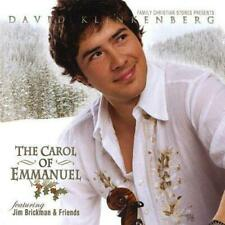Carol of Emmanuel [Audio CD] David Klinkenberg
