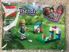 NEW SEALED LEGO 30405 FRIENDS STEPHANIE'S HOCKEY PRACTICE POLYBAG