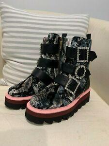 Brand new irregular choice shoes , Torque, size AU 6.5/ EU 37