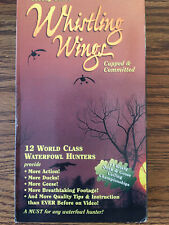 Mossy Oaks Whistling Wings Waterfowl hunting Vhs