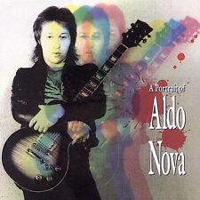Aldo Nova - A Portrait of Aldo Nova CD 1991Legacy EK 48522  GREATEST HITS BEST