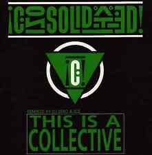 """CONSOLIDATED """"This Is A Collective"""" (CD-Single 1990) Remixed by DJ Zero & Ice"""