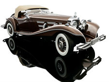BAUER 1934 MERCEDES-BENZ 500 K SPECIAL ROADSTER 1/12 LE 2000pcs - New!