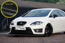 Spoiler épée Front spoiler ABS pour Seat Leo 1p Cupra R Avec Abe Carbone Optique
